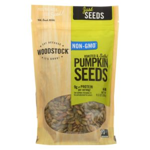 Woodstock Pumpkin Seeds Roasted Salted The GreenLine Market
