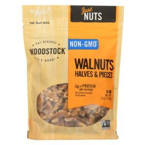 Woodstock Walnuts Raw Non GMO The GreenLine Market