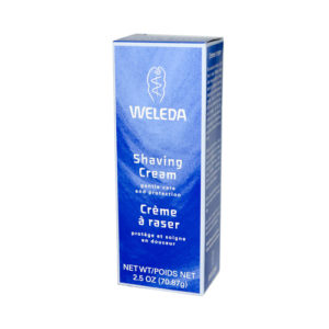 Weleda Shaving Cream 2.5 Oz