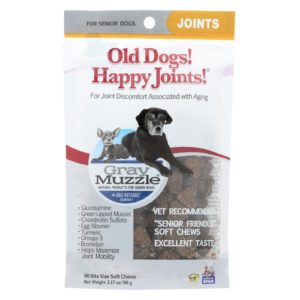 Ark Naturals Senior Dog Treats Happy Joints 90 Chews