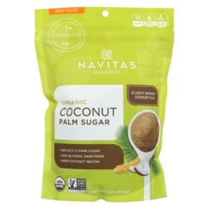 Navitas Naturals Coconut Palm Sugar Organic The GreenLine Market