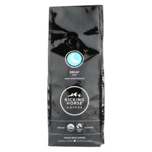 Kicking Horse Coffee Whole Bean Decaf The GreenLine Market