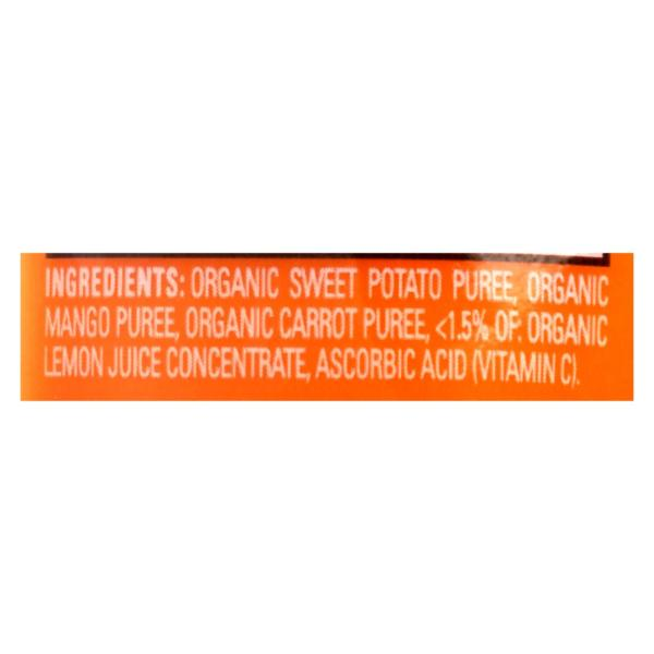 Happy Baby Sweet Potato Mango Carrots 4oz - Case Of 16