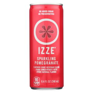 Izze Can - Sparkling - Pomegranate - The GreenLine Market