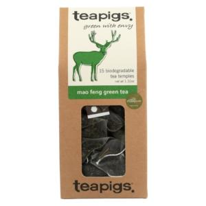 Teapigs Green Tea Mao Feng 15 Count - Case Of 6