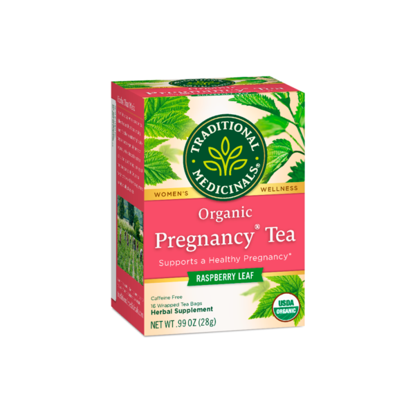 Traditional Medicinals Organic Pregnancy Tea - 16 Bags - The GreenLine Market