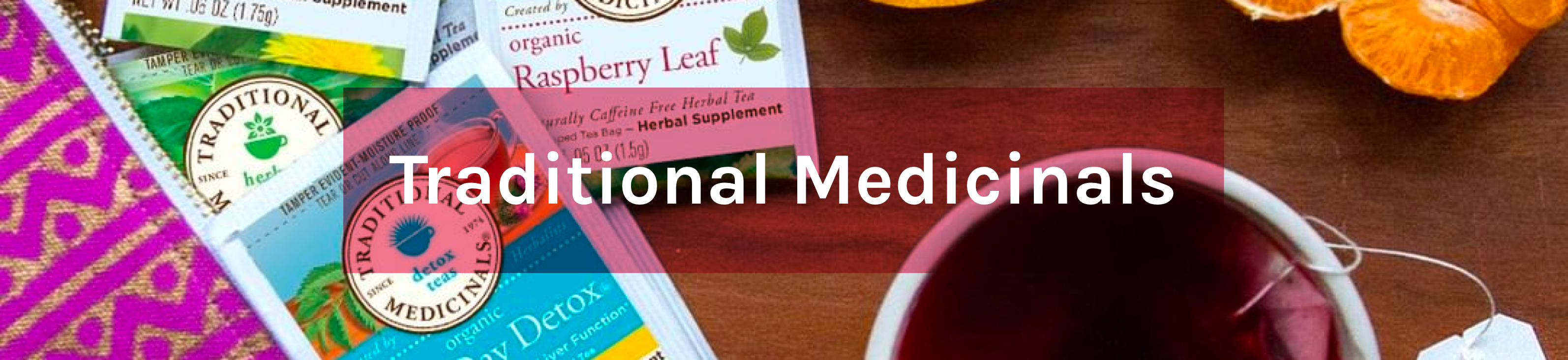 Organic Plastic Free Teas Blog - Traditional Medicionals - The GreenLine Market