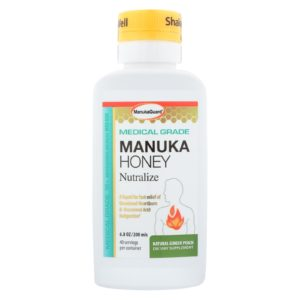 ManukaGuard - Manuka Honey Nutralize Ginger Peach 6.8oz