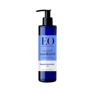 EO Hand Sanitizer Gel French Lavender 8oz - The GreenLine Market