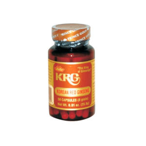 Prince of Peace Korean Red Ginseng 50 Ct - The GreenLine Market
